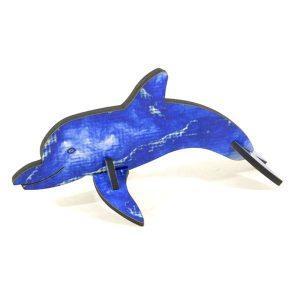 puzzle 3d dauphin