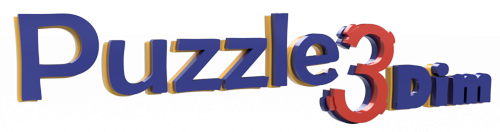 puzzle 3d bois made in france logo